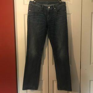 Elie Tahari Adena Straight Jeans-8